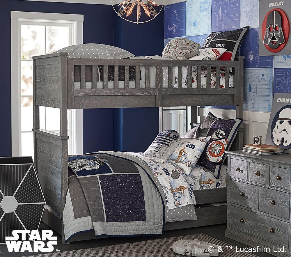 Star Wars Droid Comforter Pottery Barn Kids Au
