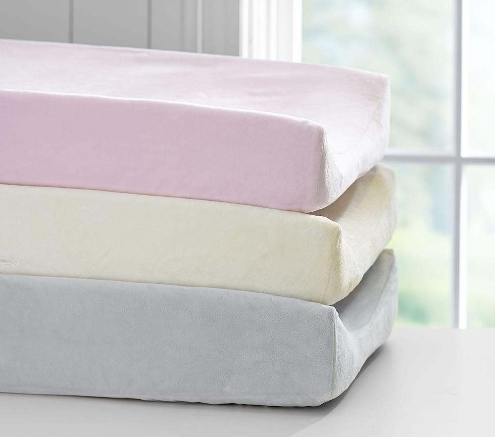Luxe Chamois Changing Pad Cover