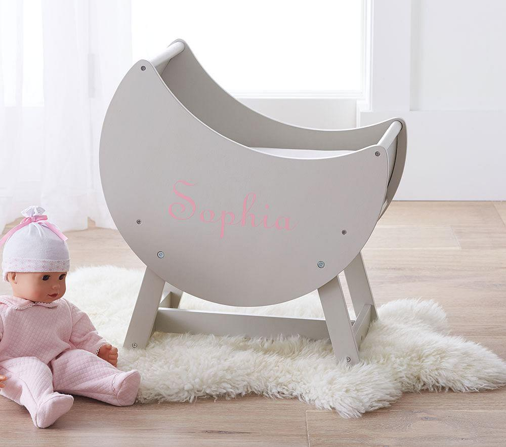Baby doll bassinet pottery barn kids baby doll bassinet negle Images
