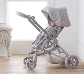 Convertible 3-in-1 Doll Stroller