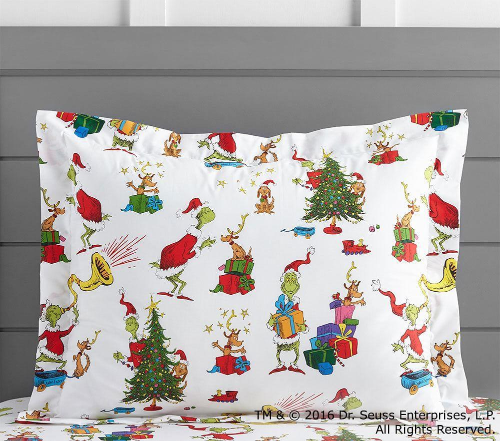 Dr. Seuss's The Grinch & Max™ Quilt Cover