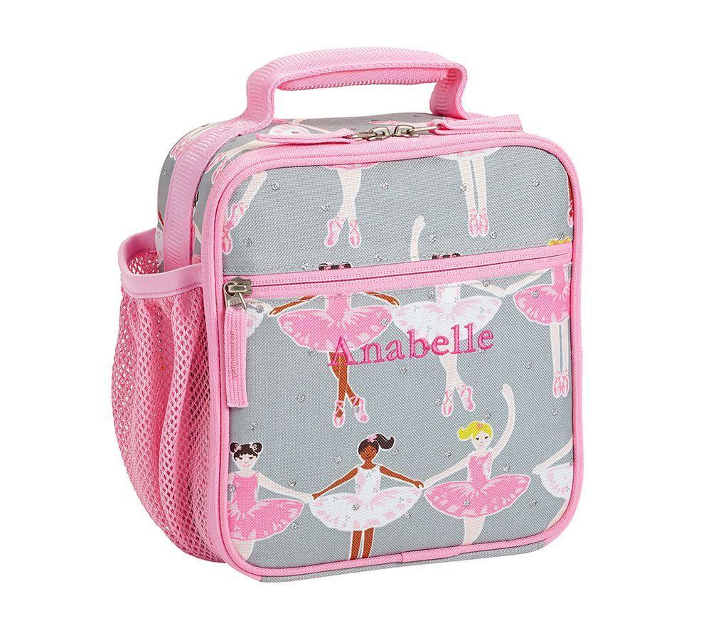 Mackenzie Glitter Ballerina Lunch Bags Pottery Barn Kids Au