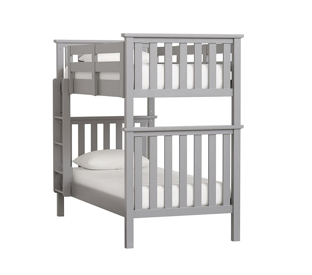 Elliott Bunk Bed - Charcoal