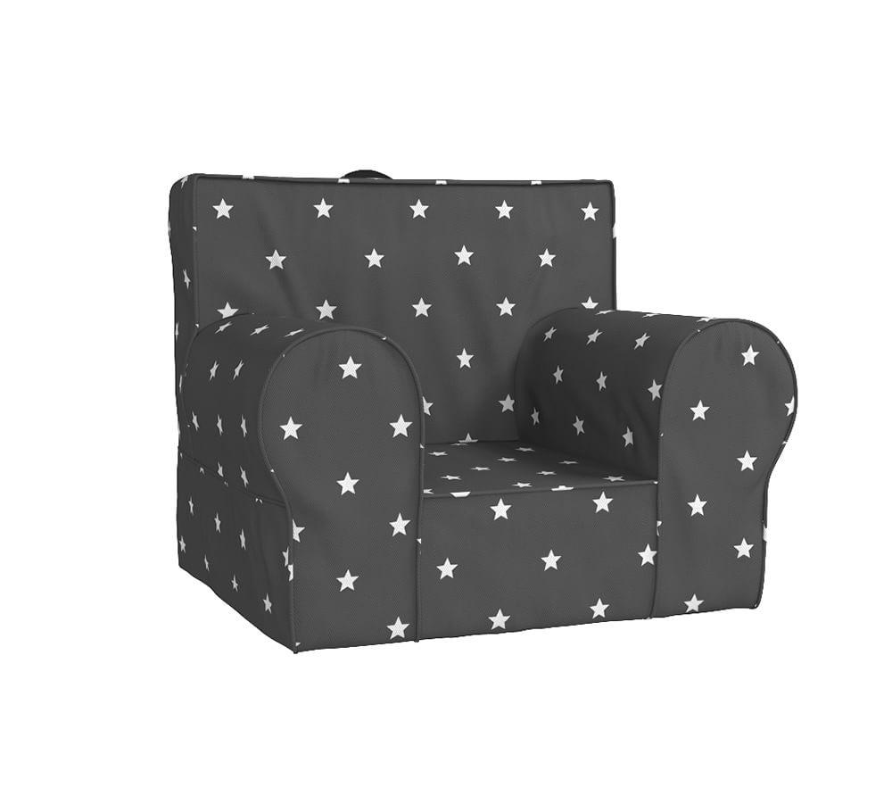 Grey Star Glow In The Dark Anywhere Chair 174 Pottery Barn