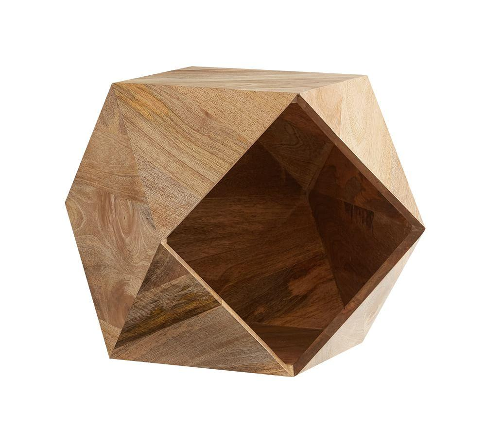 Hexagon Accent Table Pottery Barn Kids