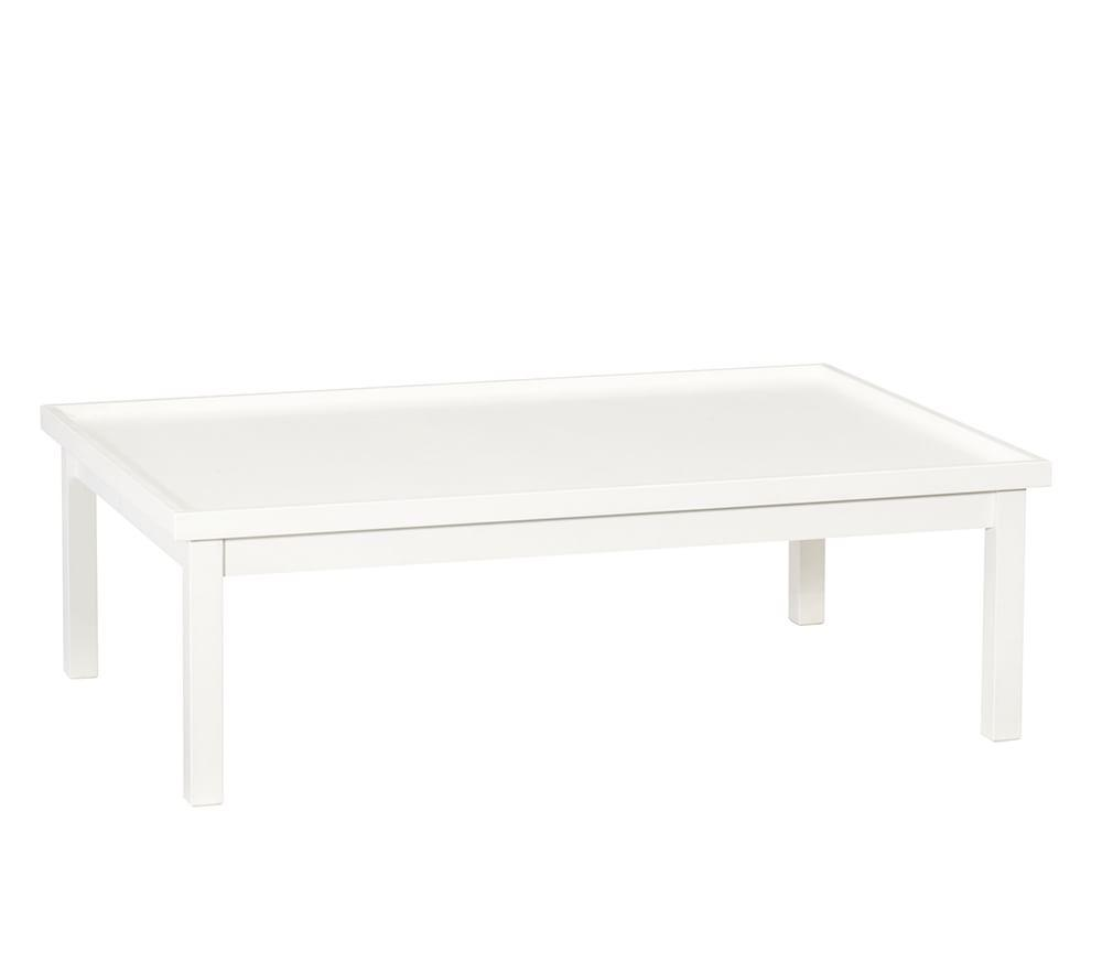 Carolina Grow with You Activity Table, Simply White