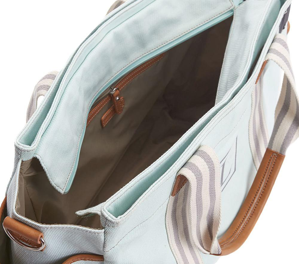 Grey Classic Mum Nappy Bag