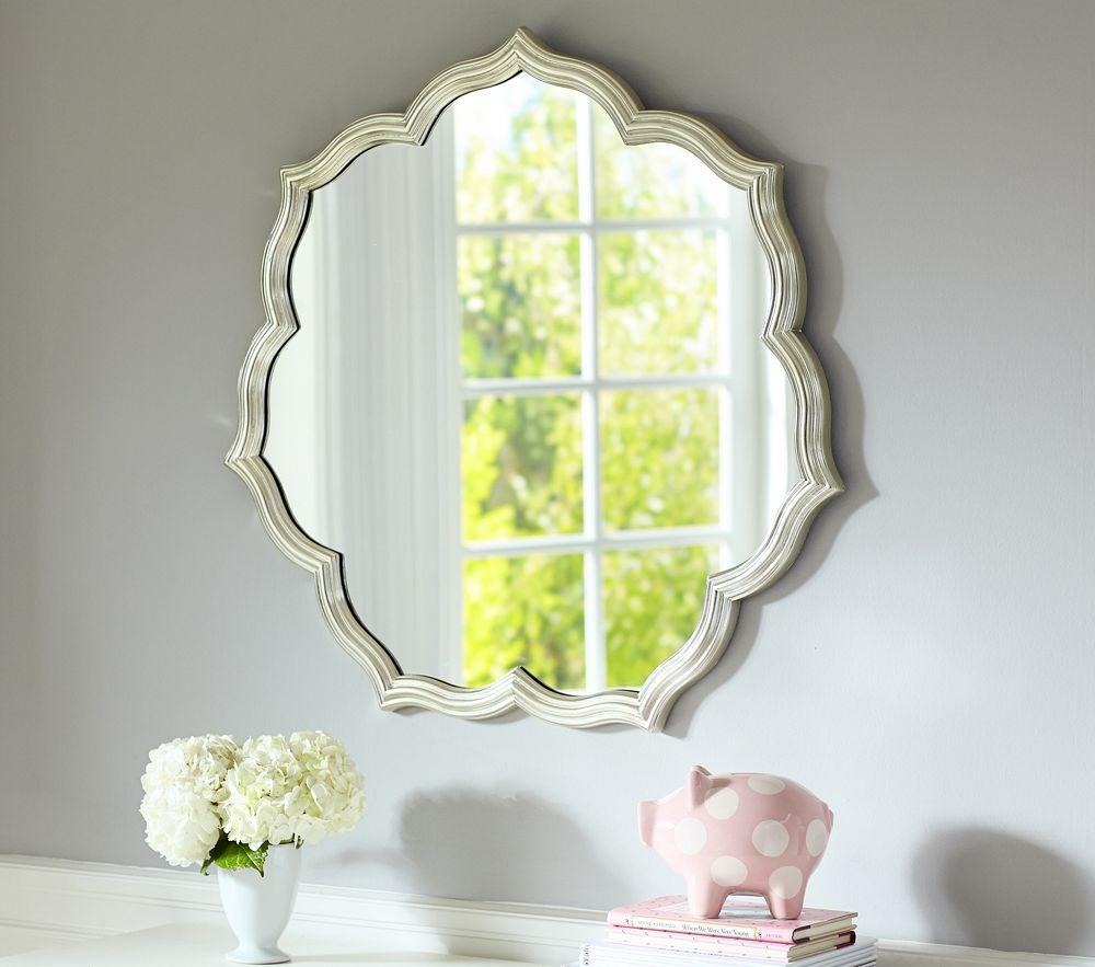 Kids Bedroom Mirror Petal Mirror