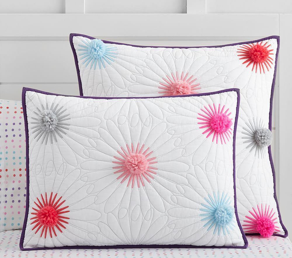 missoni pom pom daisy quilted bedding - margherita missoni pom pom daisy quilted bedding