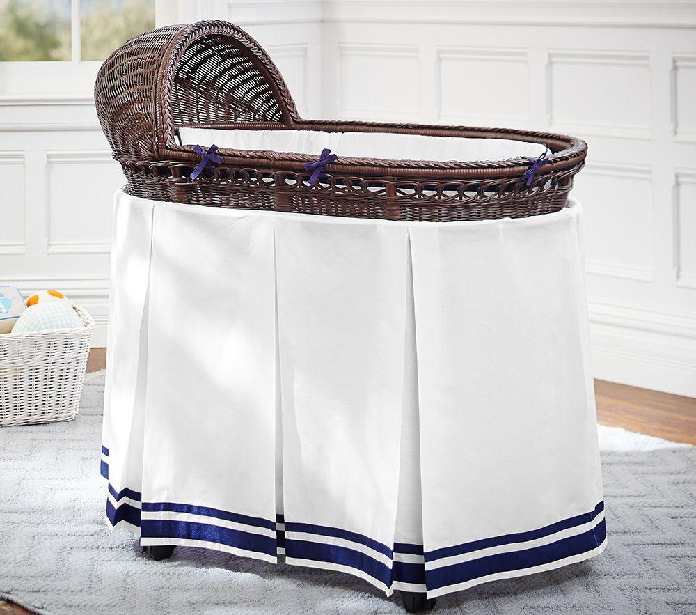 Boy Bassinet Bedding