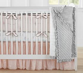 The Emily & Meritt Ta-Da Baby Bedding