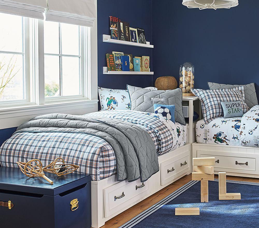 Jersey Comforter