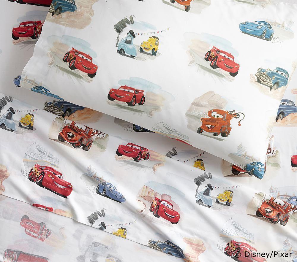 Disney•Pixar Cars Sheet Set | Pottery Barn Kids AU