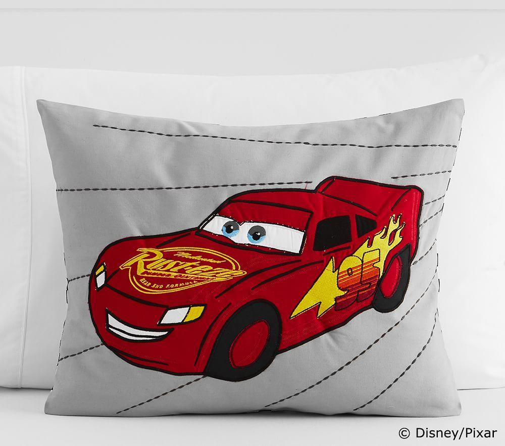Disney•Pixar <em>Cars</em> Lightning McQueen Lumbar Cushion