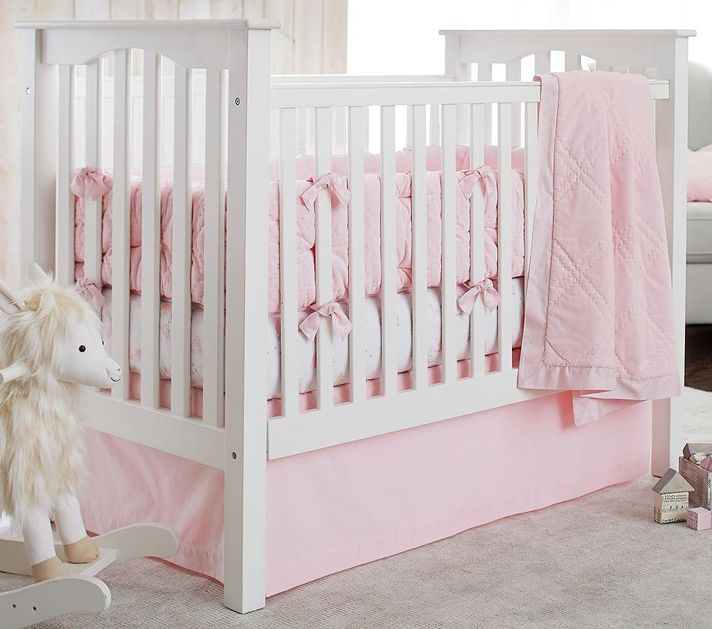 Pottery Barn Kendall: Kendall Cot - Simply White