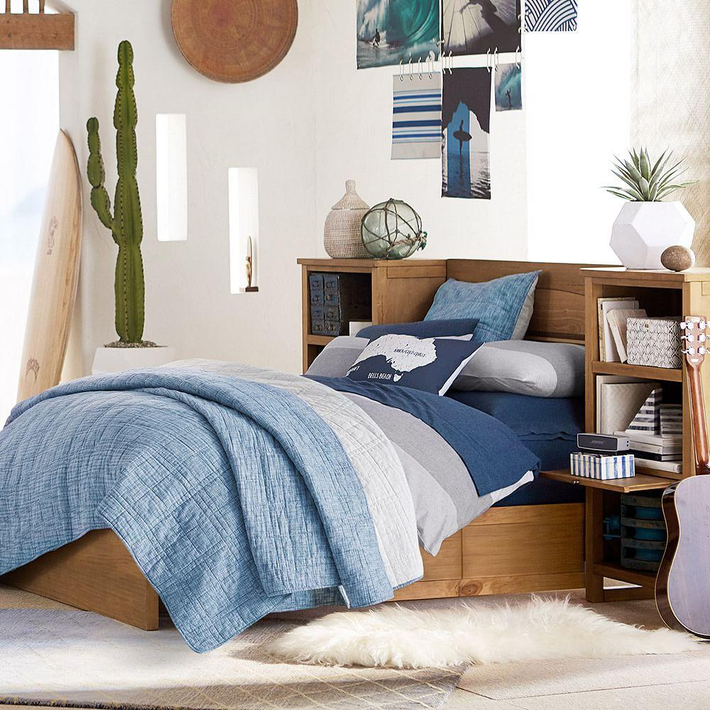 Kelly Slater For Pb Teen Dover Storage Bed Pottery
