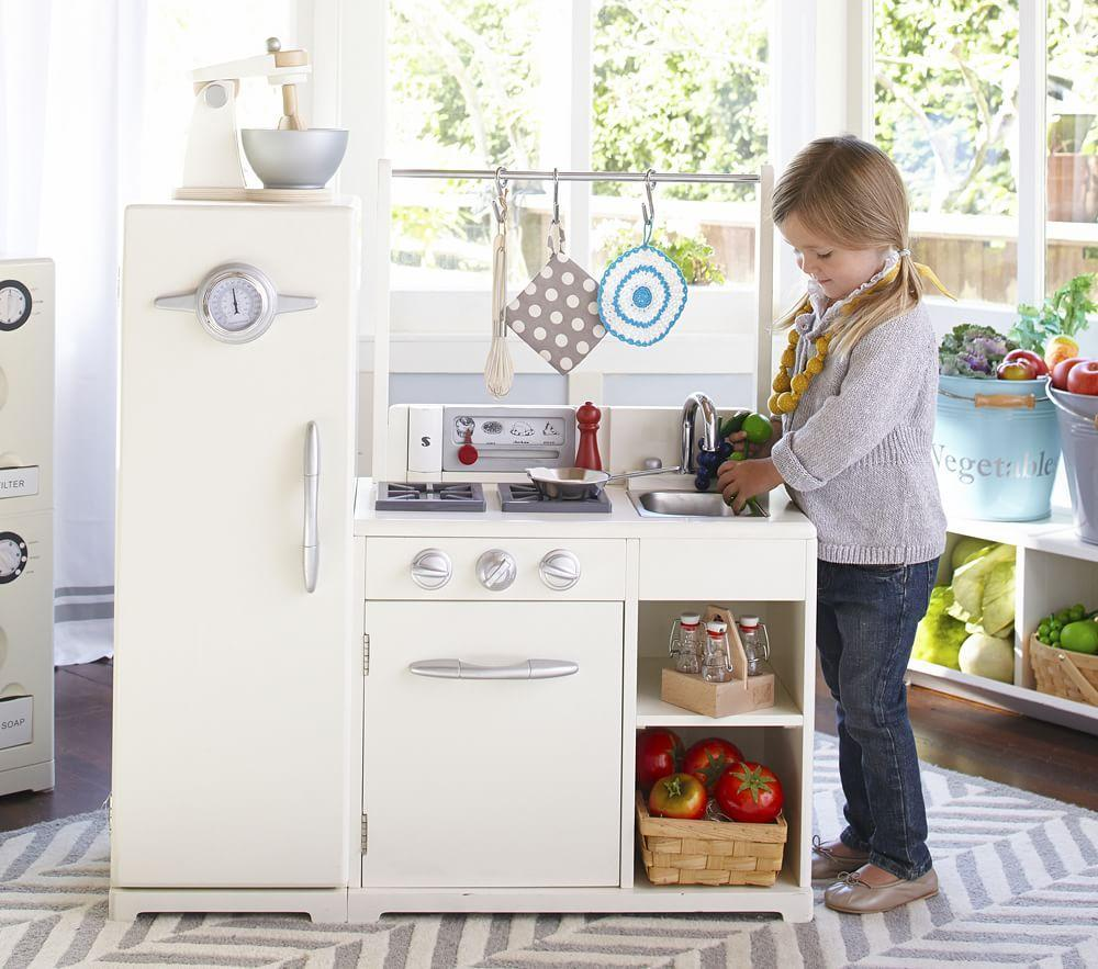 Pottery Barn Kids Kitchen: All-in-1 Retro Kitchen
