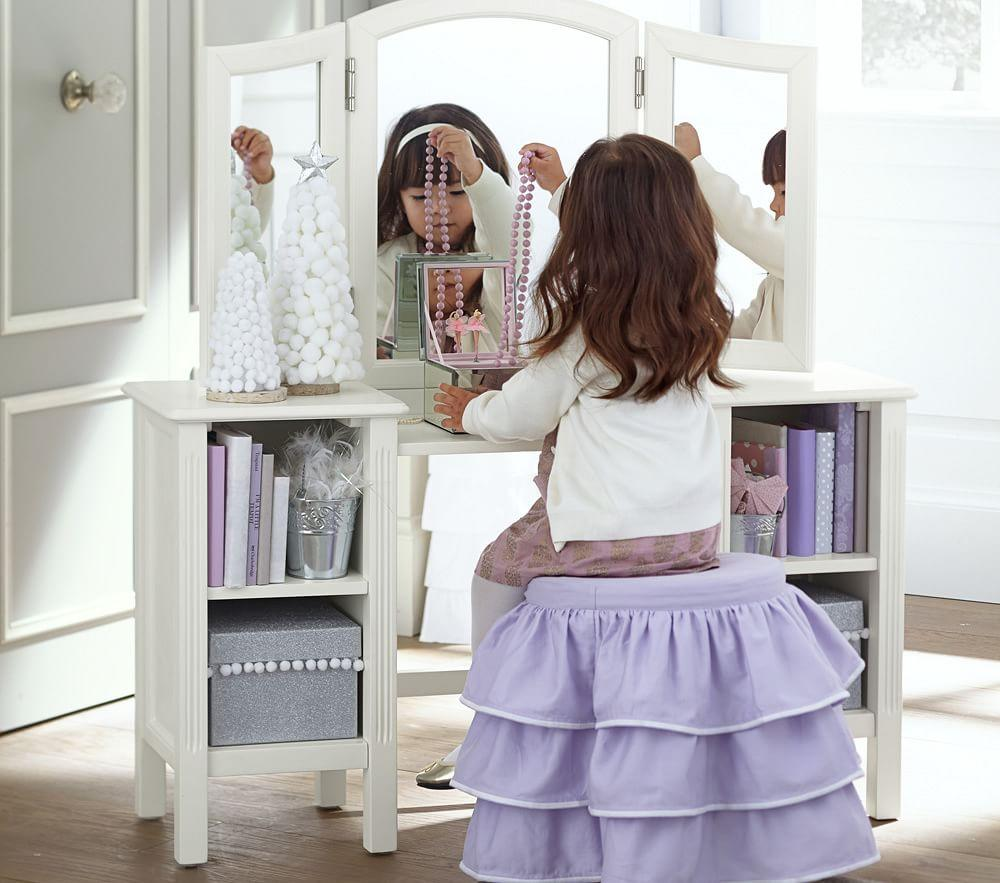 Madeline Play Vanity Pottery Barn Kids