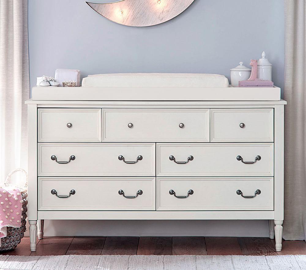 Blythe Extra Wide Dresser Amp Change Table Topper Vintage
