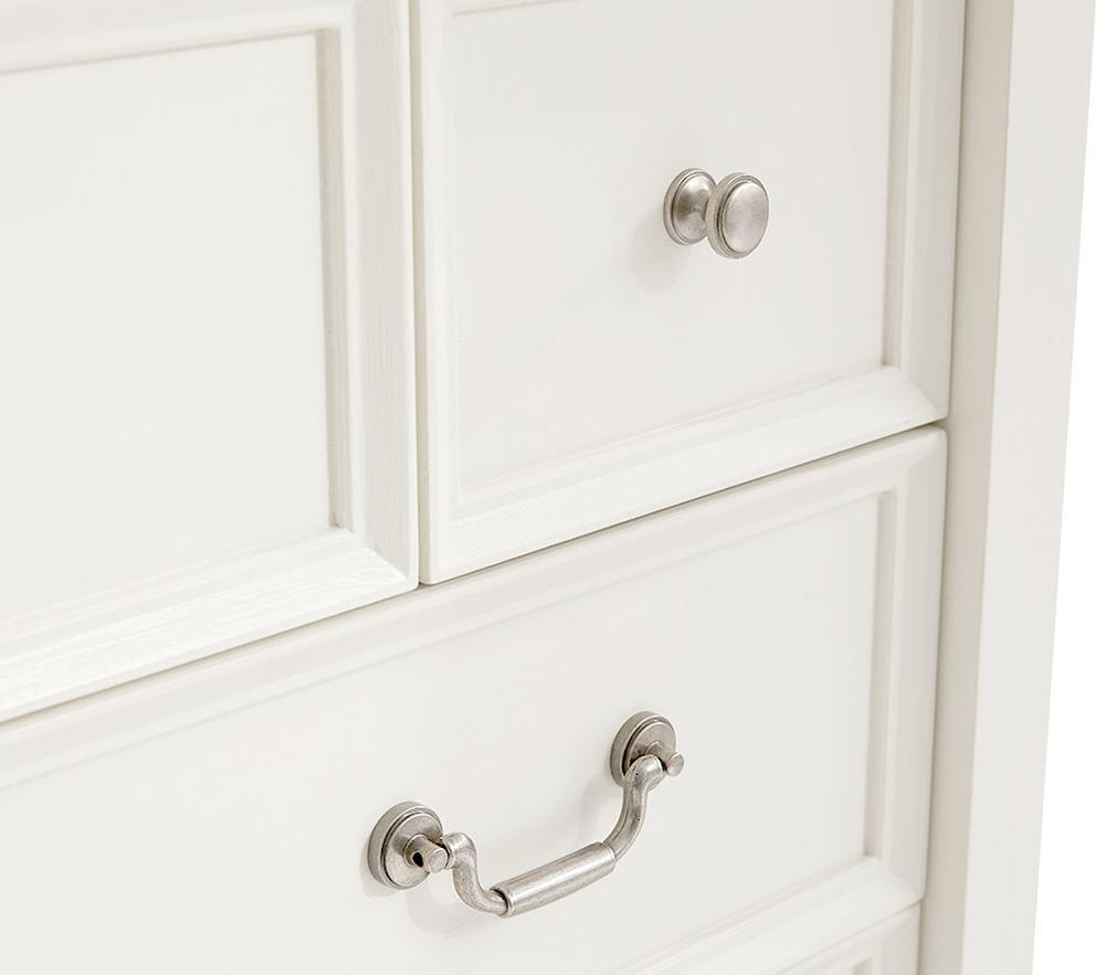 Blythe Dresser & Change Table Topper - French White