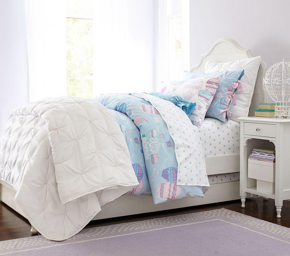 Juliette Bed - French White