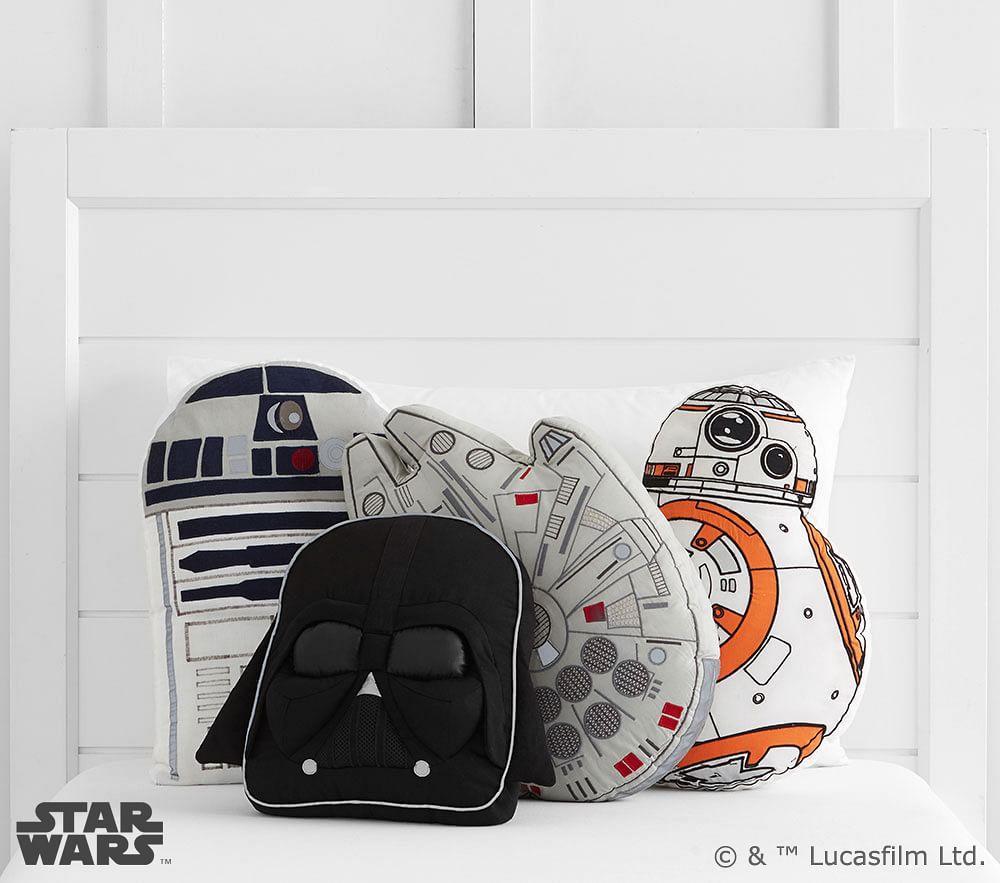 Star Wars Shaped Cushions Pottery Barn Kids Au