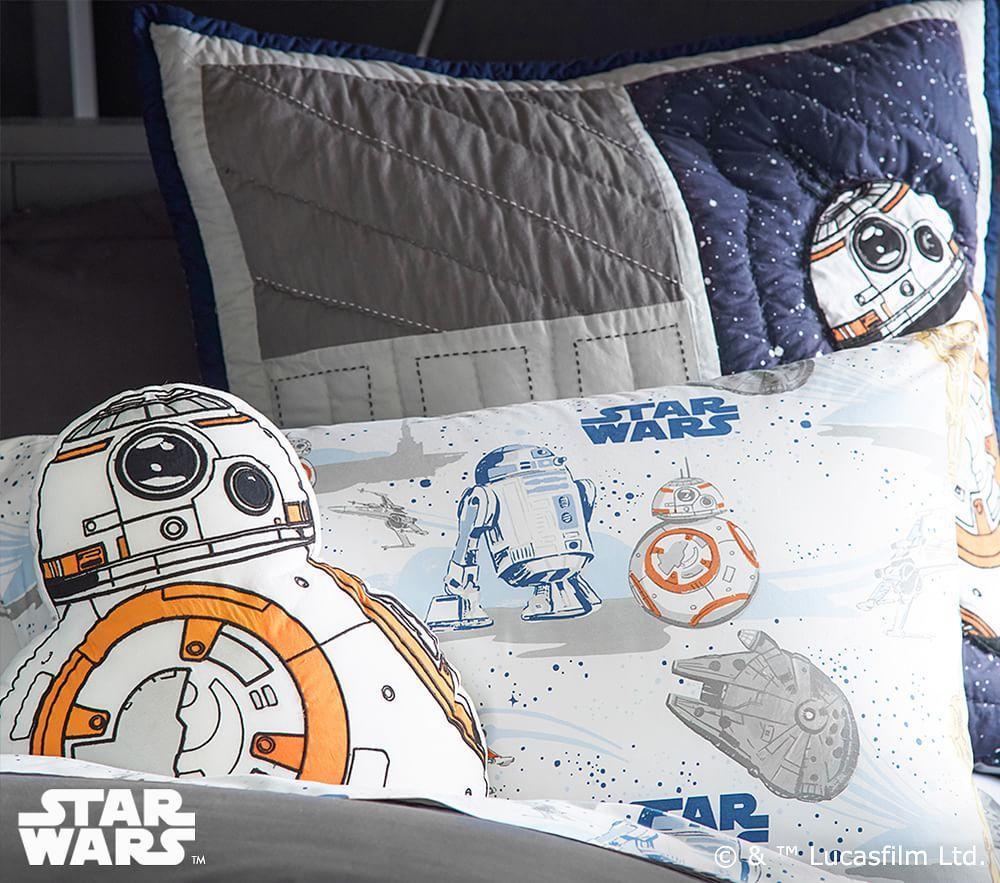 <em>Star Wars</em>™ Shaped Cushions