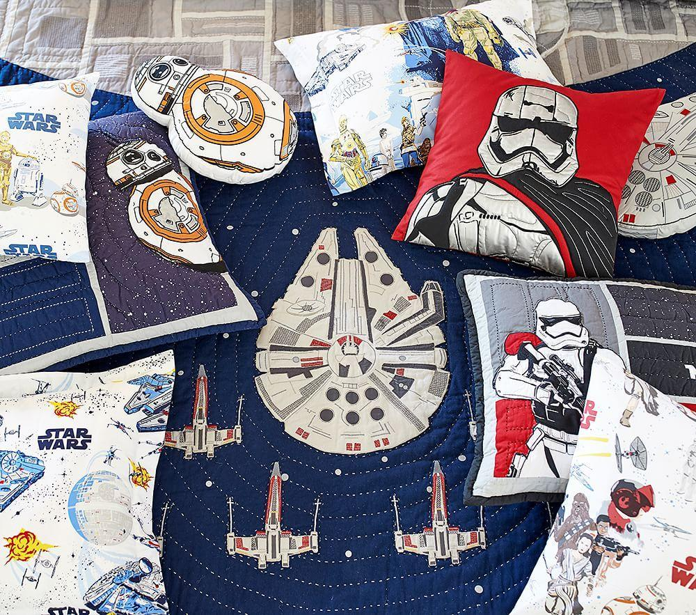 Star Wars Shaped Cushions Pottery Barn Kids Au