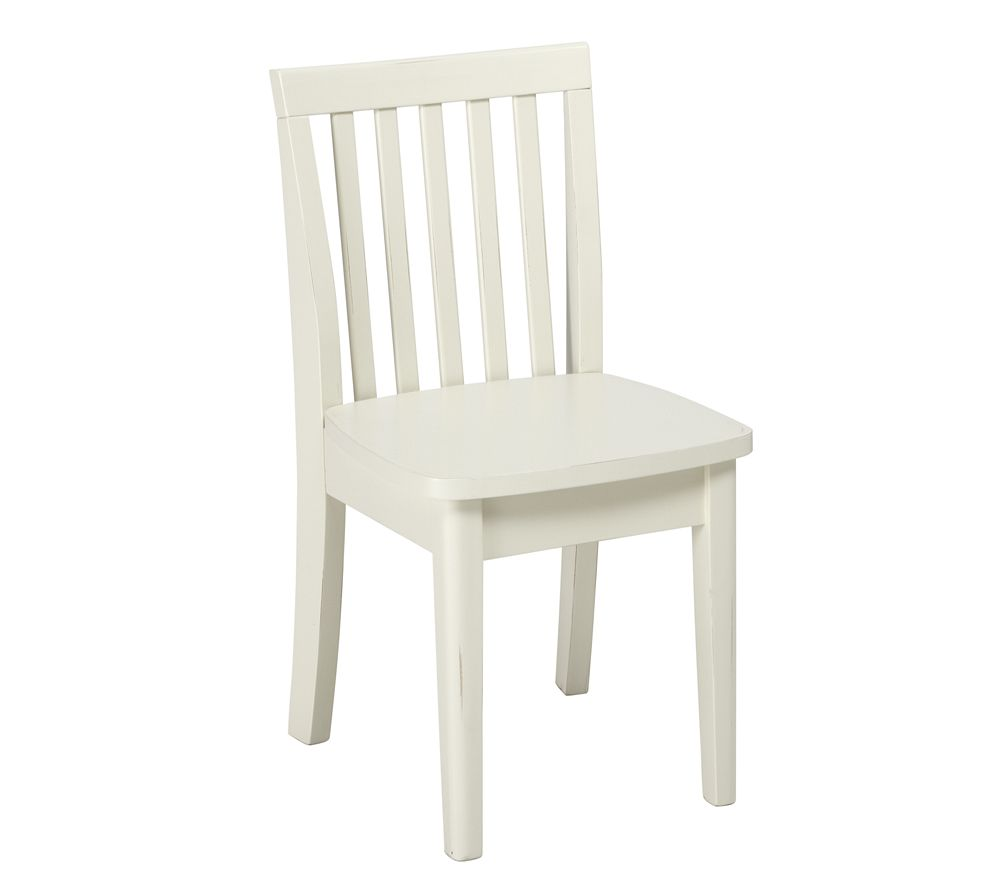 Carolina Play Chair, Simply White