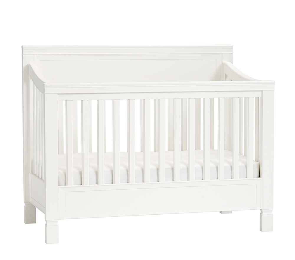 Larkin 3 In 1 Convertible Cot Pottery Barn Kids Au