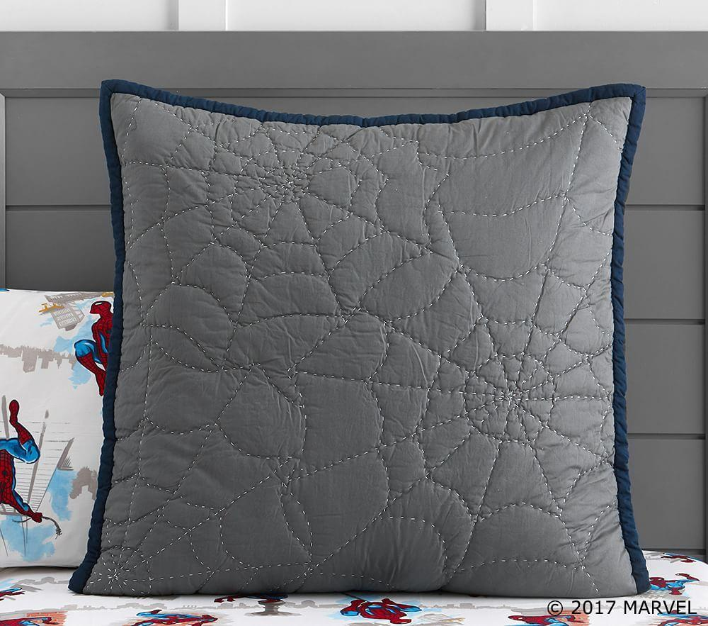 Spider Man Cityscape Comforter Pottery Barn Kids Au