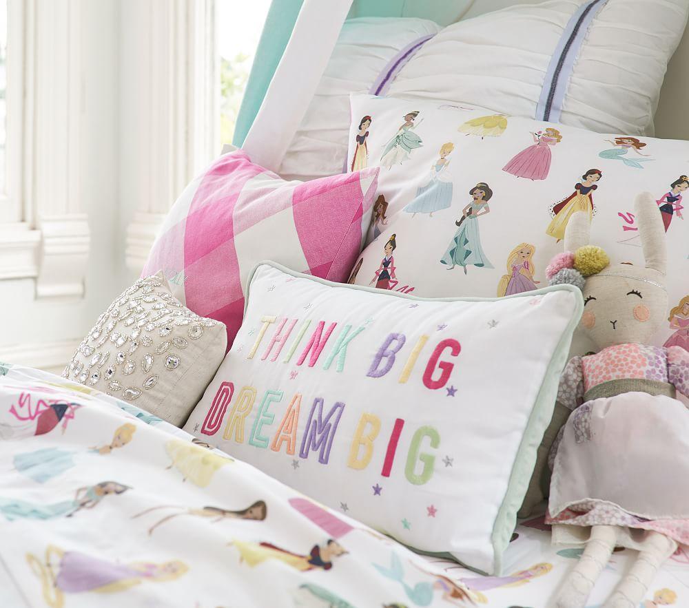 Dream Big, Think Big Decorative Cushion