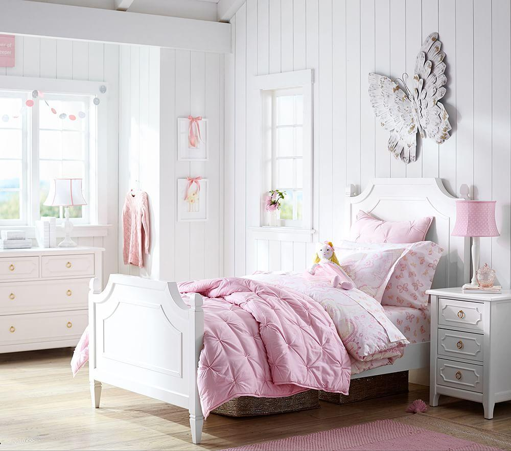 Ava Regency Single Bed Pottery Barn Kids