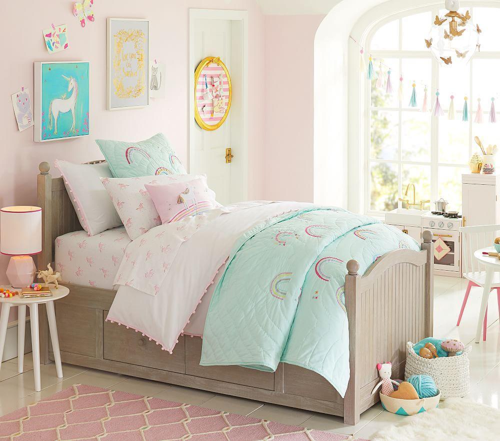 Molly Rainbow Comforter Pottery Barn Kids Au