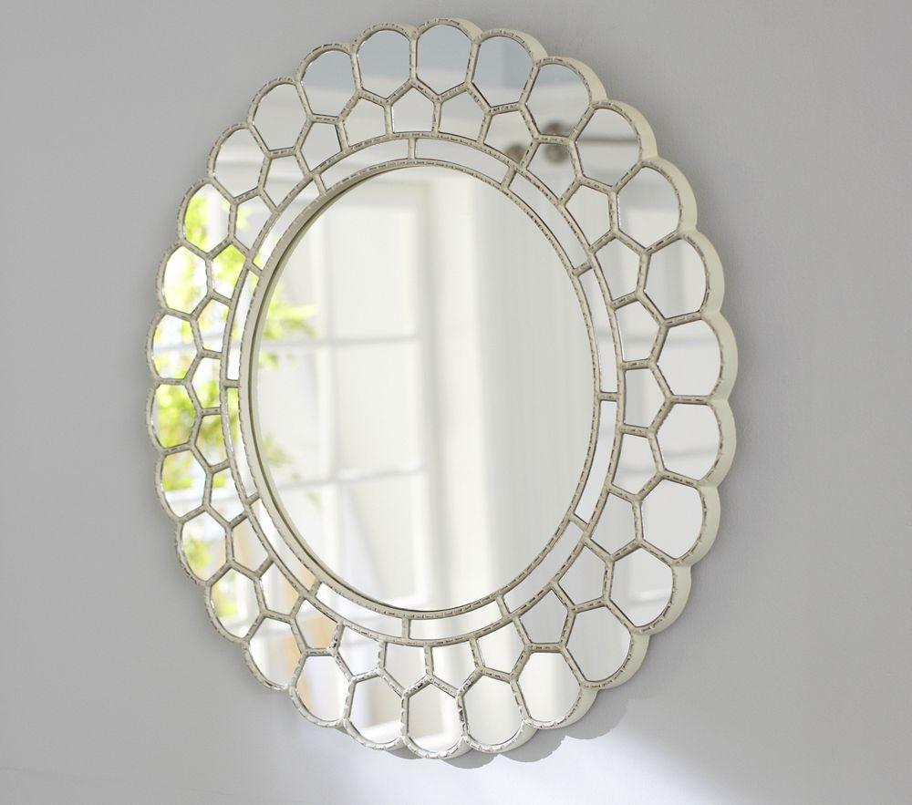 Blossom Mosaic Mirror