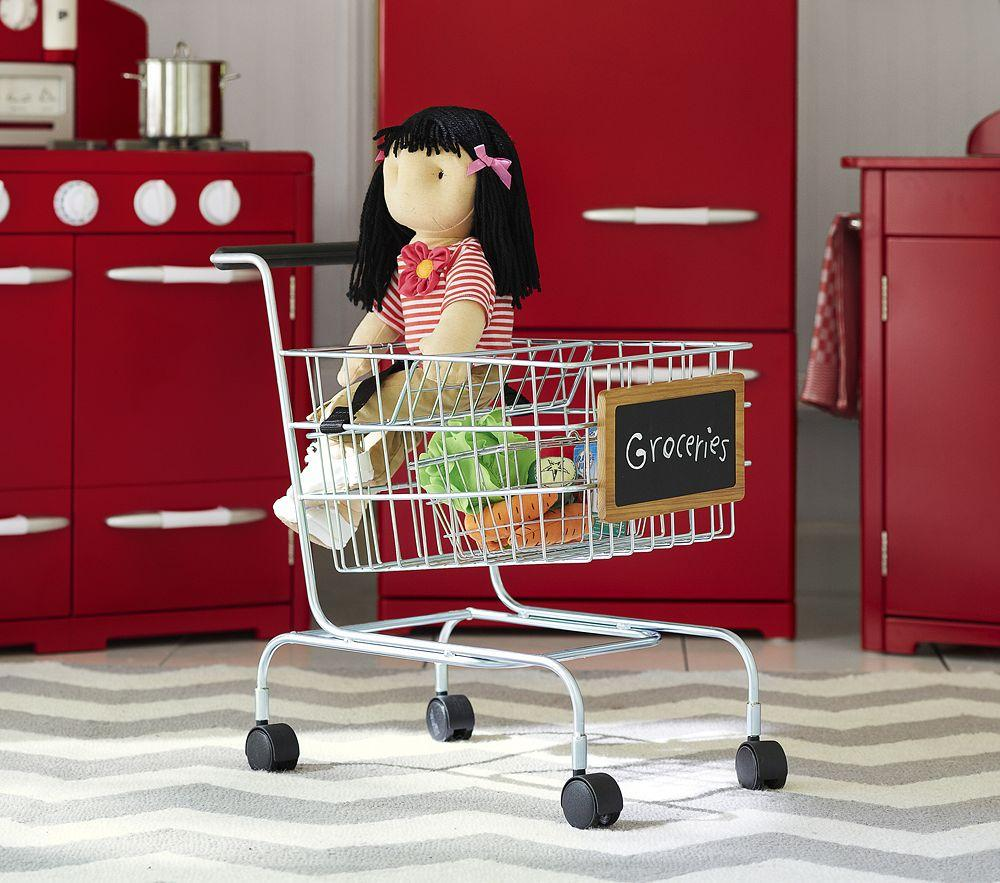 Metal Shopping Trolley Pottery Barn Kids Au