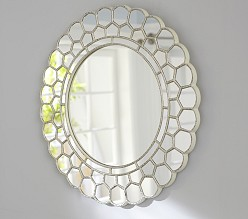 Decorative Mirrors Amp Small Decorative Mirrors Pottery