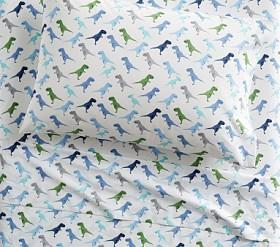 Organic Warren Dino Sheet Set