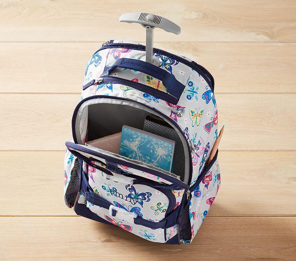 Mackenzie Aqua Disney Princess Backpack Pottery Barn Kids