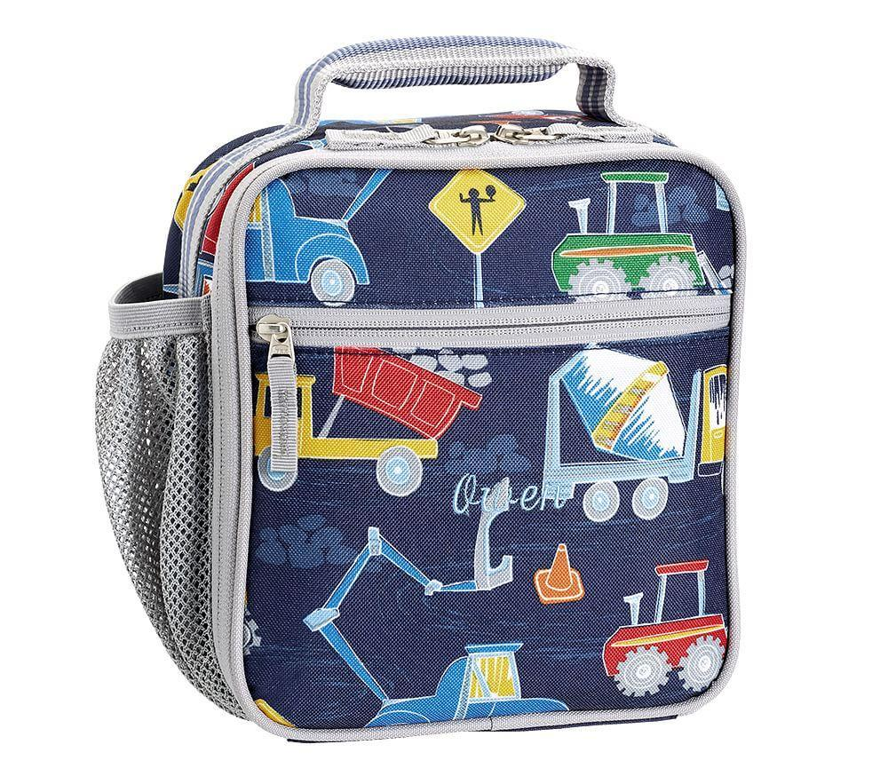 Mackenzie Play Construction Classic Lunch Bag