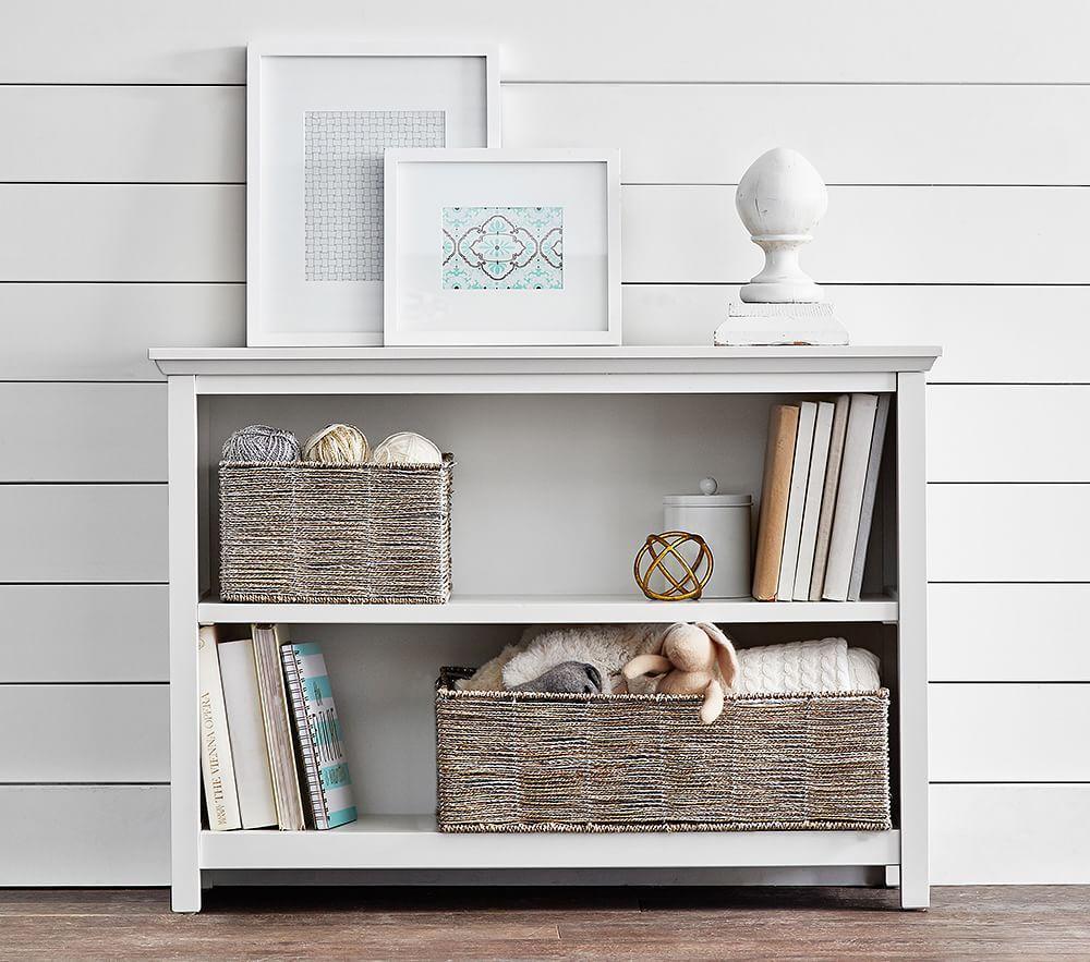 Cameron 2-Shelf Bookcase