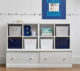 Storage Wall Systems, Wall units for kids\' rooms | Pottery Barn Kids