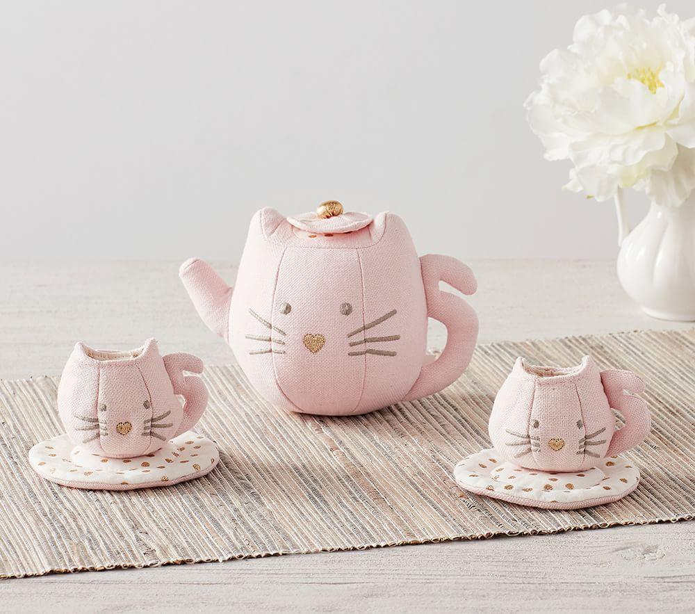 Kitty Soft Tea Set