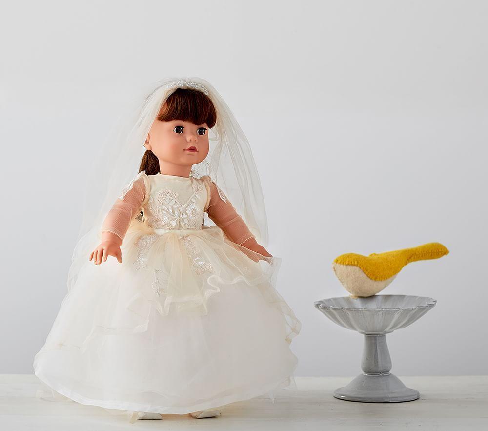 Götz Special Edition Monique Lhuillier Bride Doll