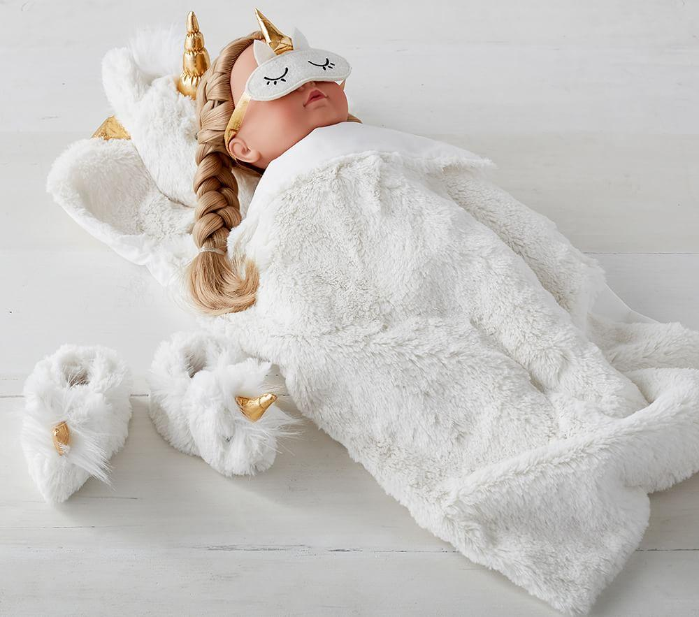 G 246 Tz Special Edition Unicorn Sleepover Doll Allie