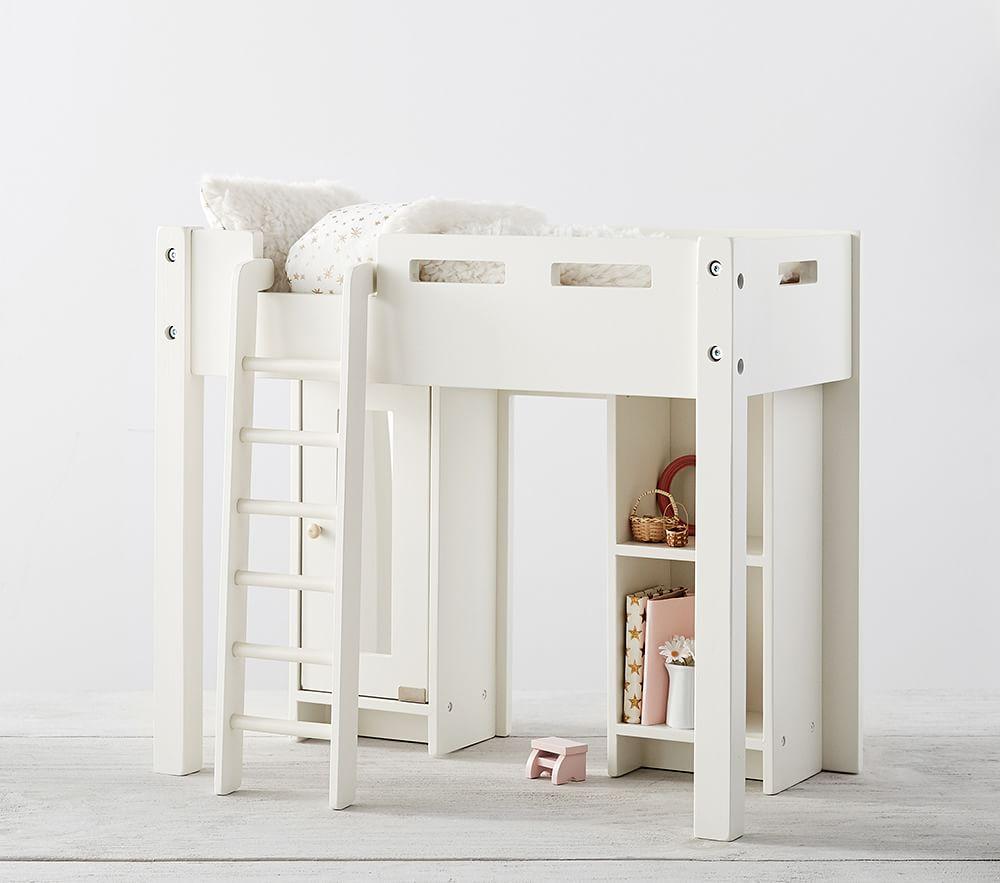 Hampton Doll Loft Bed