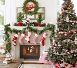 Christmas Stockings, Ornaments, Decor, Bed Linen | Pottery Barn Kids ...