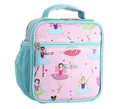 Mackenzie Light Pink Fairy Classic Lunch Bag