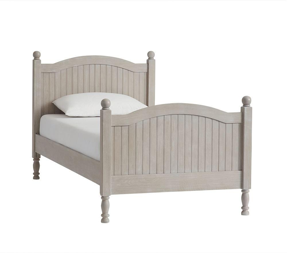 Catalina Bed - Brushed Fog