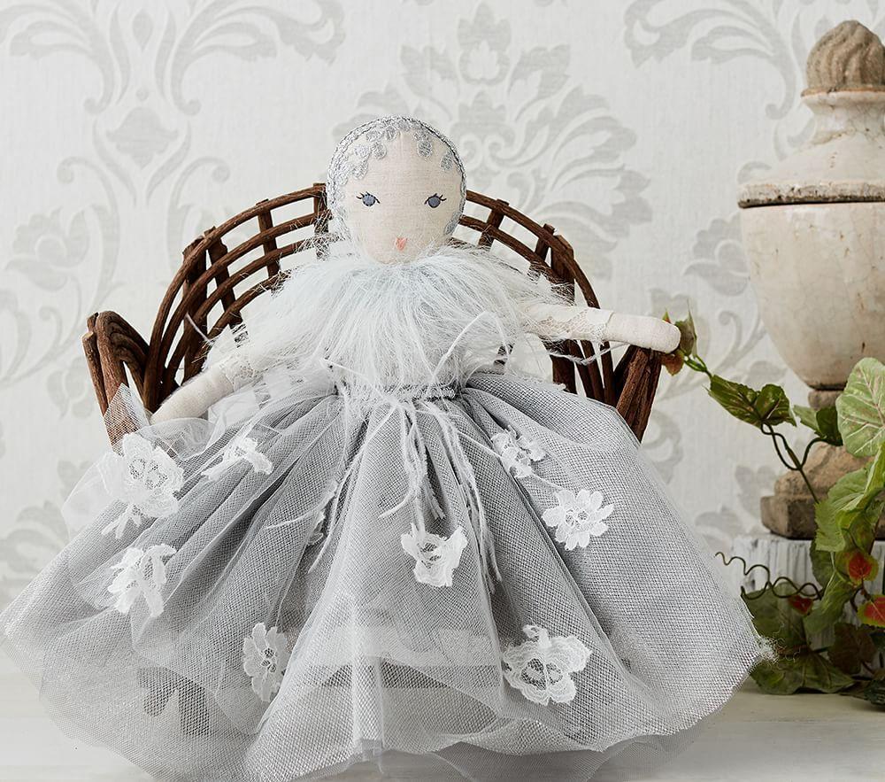 Monique Lhuillier Designer Doll